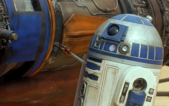 Фото: Робот R2-D2 (starwars.com)