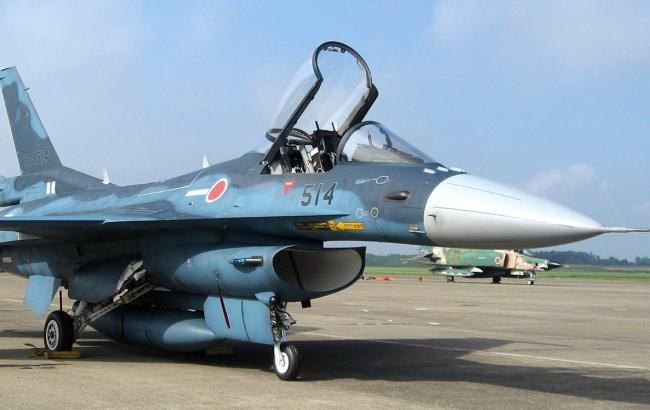 Фото: военная авиация Японии