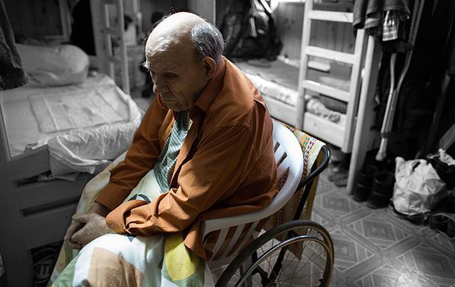 Фото: У хоспісі для літніх людей під Києвом сьогодні проживає 30 осіб (РБК-Україна)
