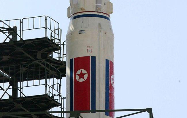 Фото: в КНДР рассказали об очередном ракетном пуске