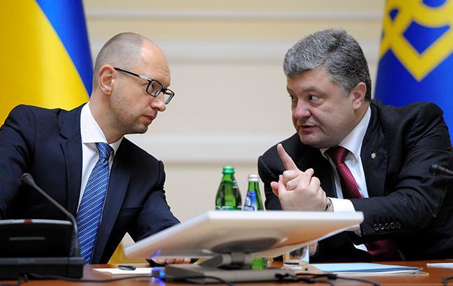 Провал переговоров: БПП и НФ больше не обсуждают объединение партий