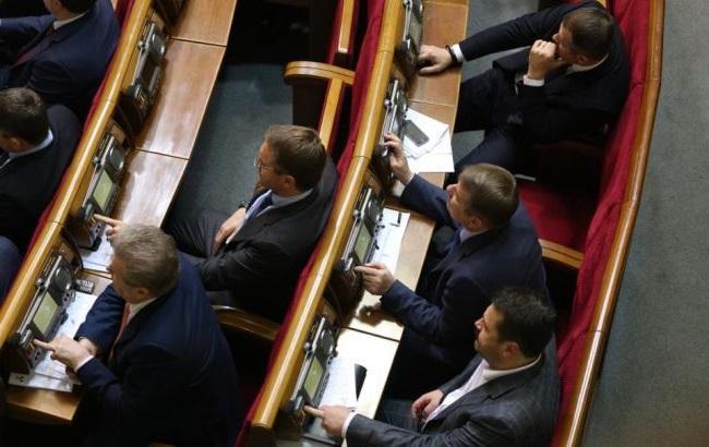 """ВР внесла изменения в закон """"О повышении престижности шахтерского труда"""""""