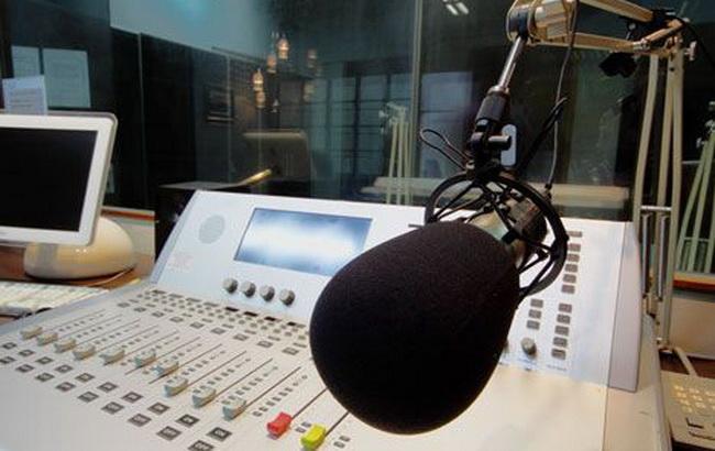 Фото: возобновление радиовещания на Донбассе
