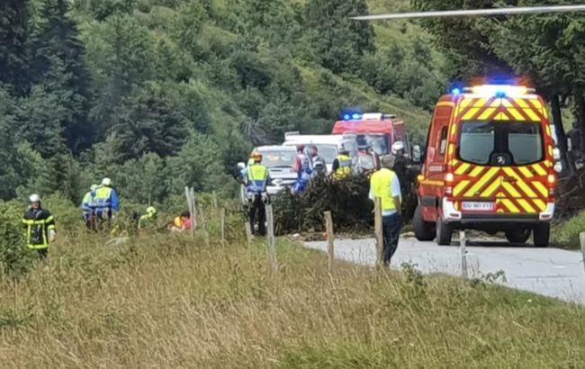 У Франції розбився туристичний літак, є загиблі