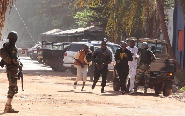 У Малі невідомі атакували миротворчу базу ООН