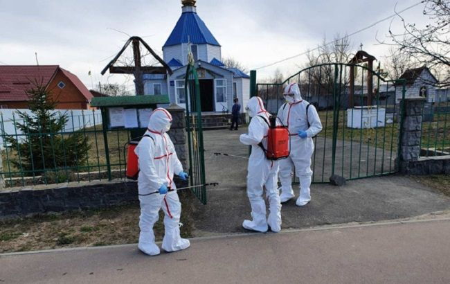 Режим НС і перша жертва коронавірусу: ситуація в Радомишлі