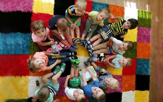 Фото: Дети (radugasad.com.ua)