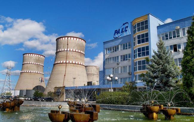 На Рівненській і Запорізькій АЕС відключено два енергоблоки для проведення ремонту
