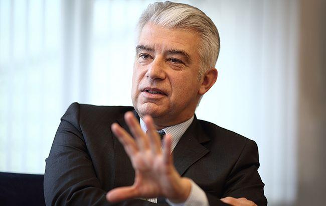 Посол Германии поведал овоенной победе над Россией наДонбассе