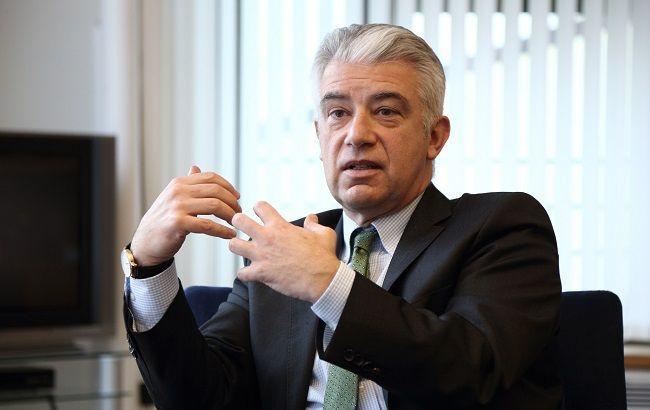 МИД Украины вызвал посла Германии из-за его заявлений оДонбассе