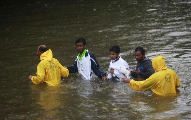 Фото: зливи в Індії