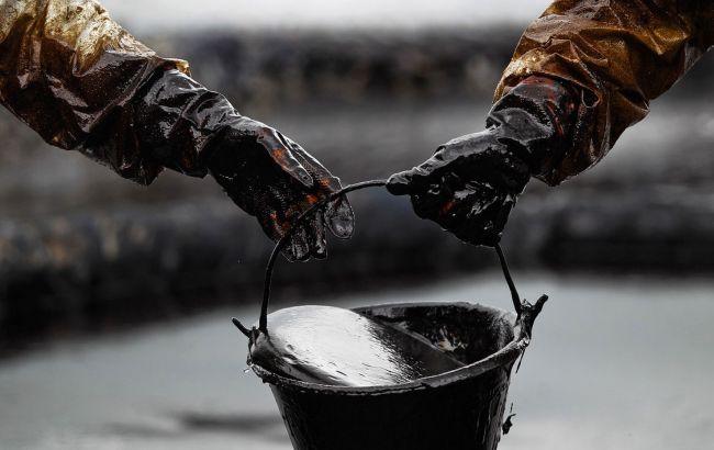 Ціна на нафту марки Brent впала нижче 30 доларів за барель