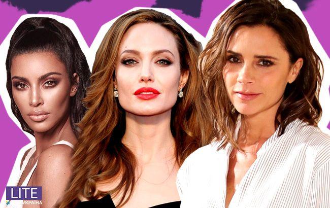 Перемены налицо: какие пластические операции делали Ким Кардашьян, Анджелина Джоли, Виктория Бекхэм и другие звезды