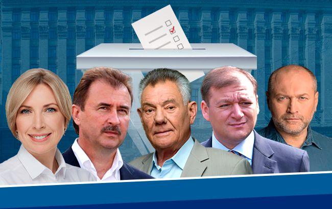 Туманні претенденти. Навіщо в мери Києва балотуються фейкові кандидати