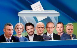 Кандидаты в мэры