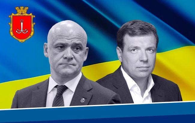 Второй тур выборов мэра в Одессе: кто победил