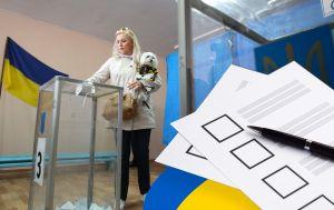 Экзит-полы местных выборов по городам Украины