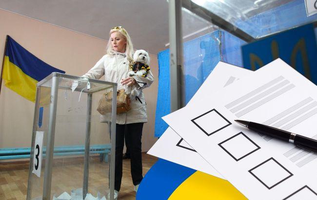 Екзит-поли місцевих виборів по містах України