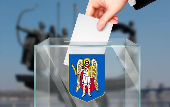 Місцеві вибори в Києві: головне про голосування в столиці
