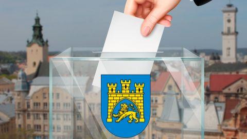 Місцеві вибори у Львові - що важливо знати про голосування за мера і  міськради | РБК-Україна