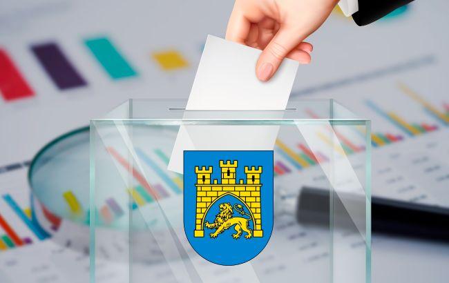Результати місцевих виборів у Львові