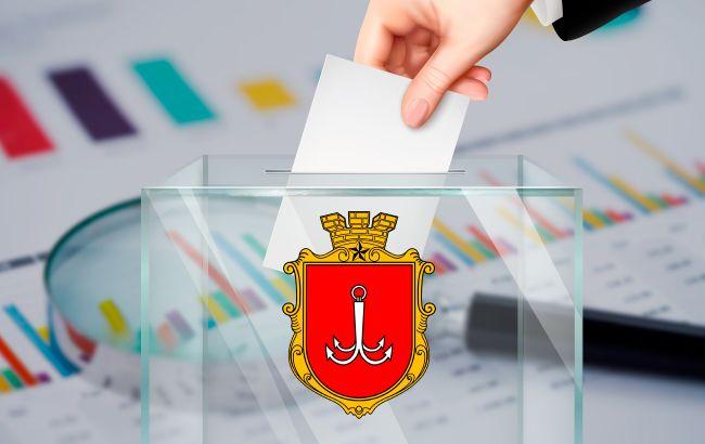 Результаты местных выборов в Одессе