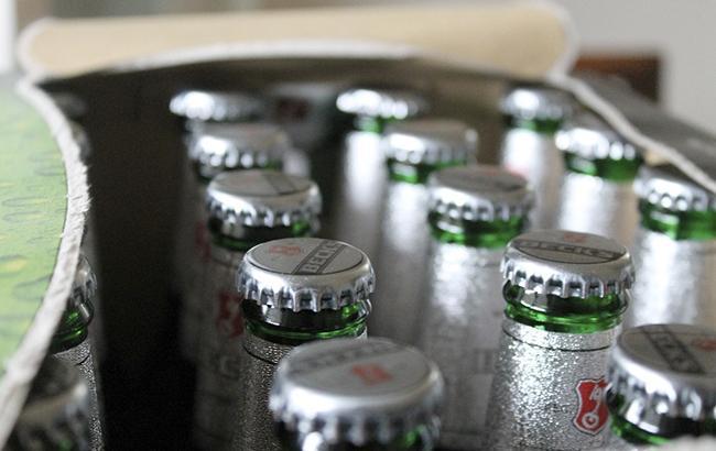 У Київській області вилучили фальсифікованого алкоголю на понад 10 млн грнивень