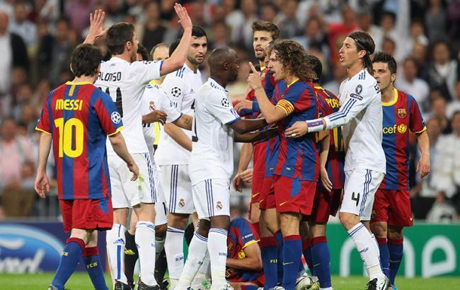 Фото: Реал - Барселона