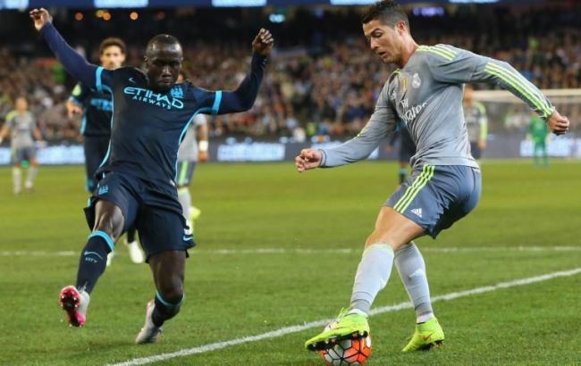 Манчестер сити реал трансляция футбол 1