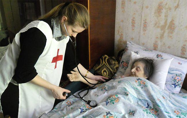 Общество Красного Креста в Украине может остаться без государственного финансирования