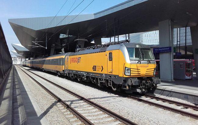 Чеський перевізник планує запустити поїзд в Україну