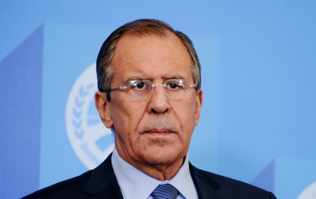 """Лавров опроверг заявления США о поставках оружия """"Талибану"""""""