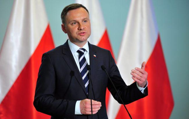 Президент Польши вызвался впосредники вконфликте ссеймом