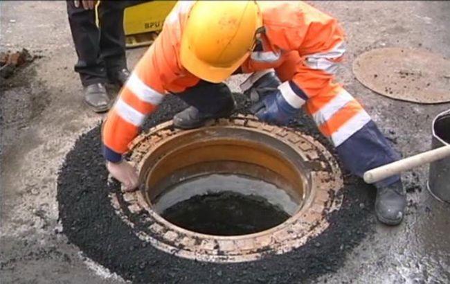 Фото: в центре Киева будут ремонтировать коллектор дождевой канализации