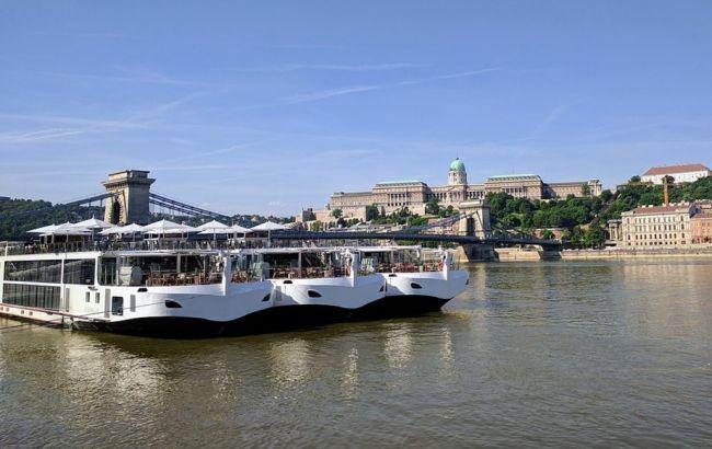 У Болгарії українське судно сіло на мілину, рух по Дунаю заблоковано
