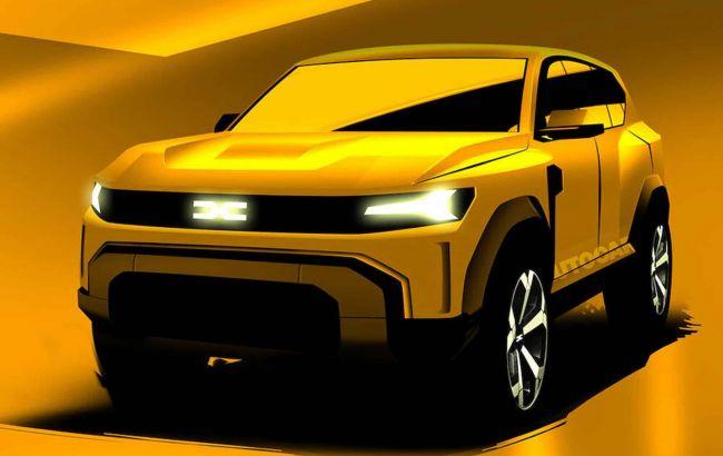 Новий Renault Duster побудують на одній платформі з Lada Niva
