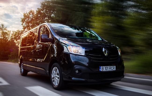 Фото: Renault Trafic (eblogauto.ro)