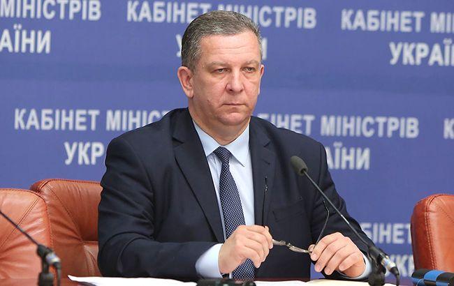 Міністр соцполітики Андрій Рева бачить необхідність переглянути раціон харчування в закладах соцзахисту