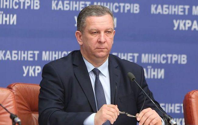 Фото: министр социальной политики Андрей Рева