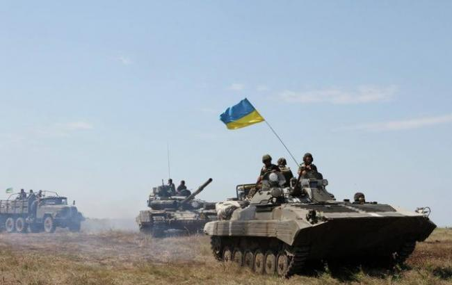 Фото: перемир'я на Донбасі
