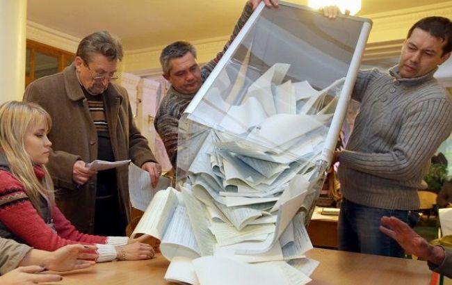 Вже можна говорити про деякі результати місцевих виборів