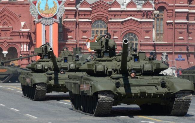 Фото: в книге можно найти информацию о том, как выглядят российские танки