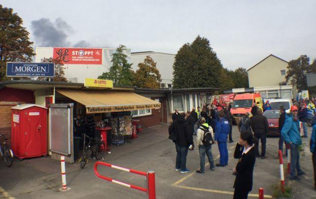 В Германии прогремел взрыв на химическом заводе BASF, есть раненые