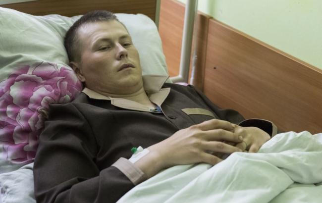 Суд Киева избирает меру пресечения российским спецназовцам