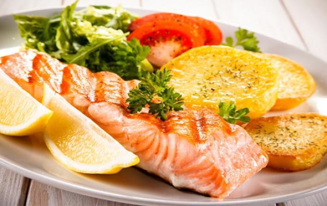Фото: Картофель хорош в сочетании с морской рыбой (1zoom.ru)