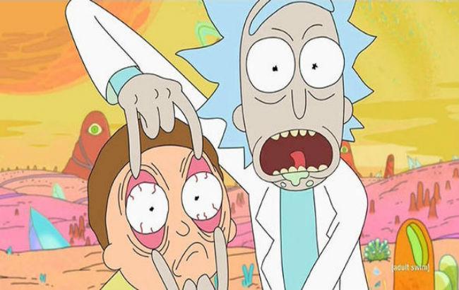 Стало відомо, коли вийде новий епізод Рік і Морті 3 сезон
