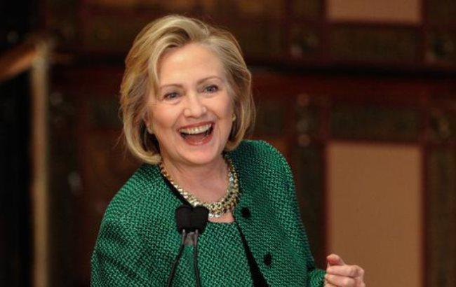 Фото: Хиллари Клинтон (podrobnosti.ua)