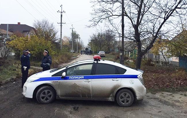 В окупованому Криму проходять обшуки у члена Меджлісу