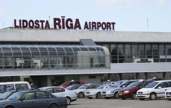 Фото: аэропорт Риги