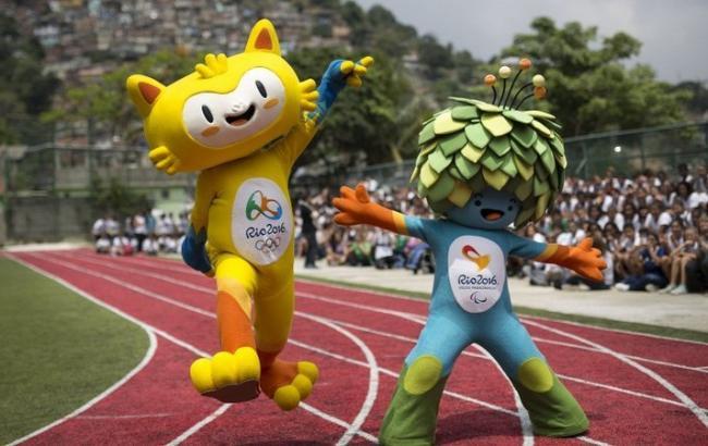 Фото: Олімпіада-2016